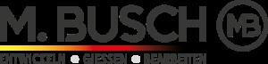 Firmenlogo M. Busch GmbH & Co. KG