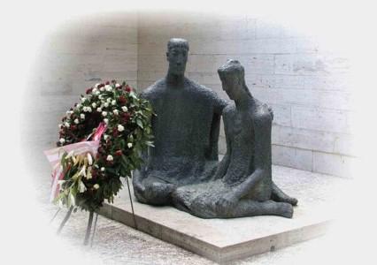 Denkmal Monte Cassino